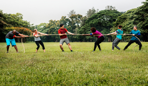Corporate Team Building Singapore