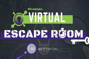 Virtual Escape Room Puzzle